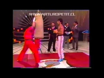 Arturo Petit , Daniele Malori , Giorgio Perreca sabados gigantes